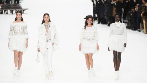 Fashion Week – Entre féérie et modernité, le dernier défilé Chanel dessiné par Karl Lagerfeld