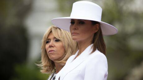 Brigitte Macron humiliée face à Melania Trump: cette erreur qu'elle ne commettra plus