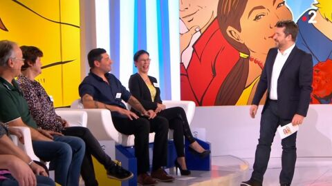 VIDEO Les Z'amours: Bruno Guillon choqué par la première rencontre d'un couple de candidats