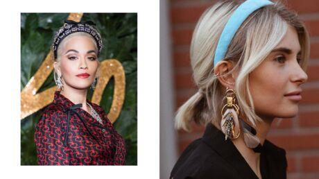 Le serre-tête est-il en passe de devenir le nouvel accessoire tendance pour nos cheveux?