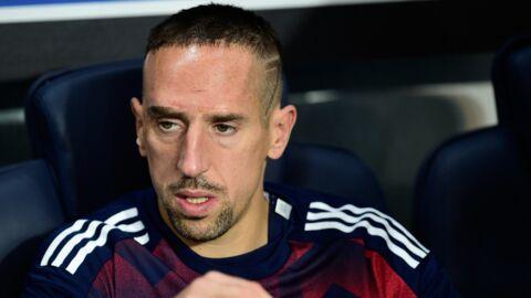 Franck Ribéry papa: découvrez l'insolite prénom de son cinquième enfant