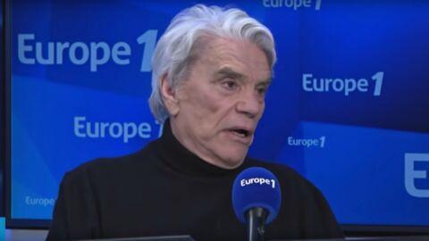 Bernard Tapie quitte le studio d'Europe 1: son fils Stéphane dézingue Audrey Crespo-Mara