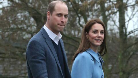 Kate Middleton et le prince William: ce geste tendre qui fait entorse à la tradition royale