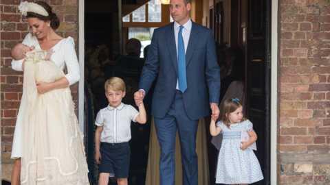 La princesse Charlotte difficile? Les rares confidences du père William