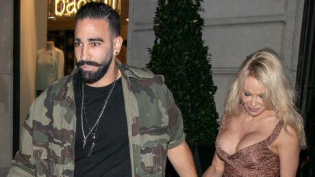 Adil Rami fait de très rares confidences sur son couple avec Pamela Anderson