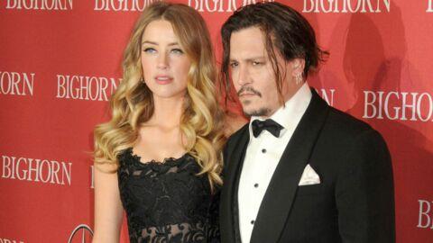 Johnny Depp accuse Amber Heard de violences conjugales et dévoile une photo choc