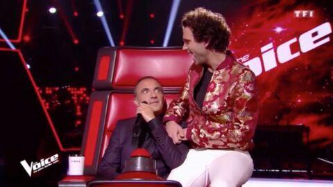 The Voice: Nikos Aliagas fait un énorme lapsus coquin à Mika