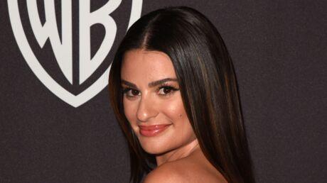 Lea Michele: la star de Glee a épousé son chéri Zandy Reich