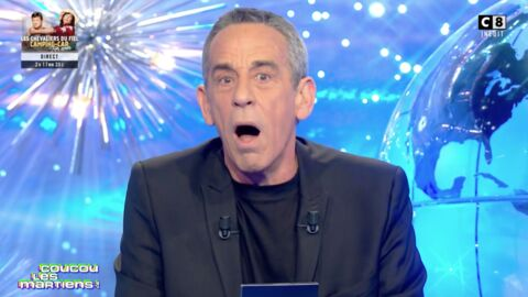 VIDEO Thierry Ardisson bientôt grand-père : Laurent Baffie lui trouve des surnoms hilarants