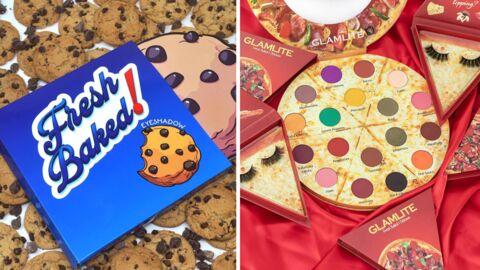 Ces marques imaginent du maquillage inspiré par… l'univers des fast-foods!