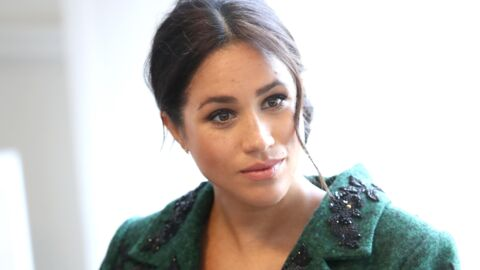 PHOTOS Meghan Markle: pourquoi a-t-elle retiré sa bague de fiançailles?