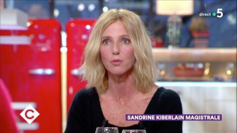 VIDEO Pourquoi Sandrine Kiberlain a félicité Anne-Elisabeth Lemoine