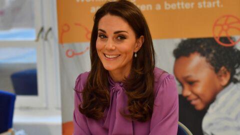 PHOTOS Kate Middleton fait de tendres confidences sur son fils, le prince Louis