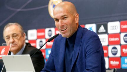 Zinédine Zidane: son énorme salaire pour son retour au Real Madrid dévoilé