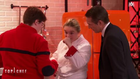Blessure d'Alexia dans Top Chef: ce qui s'est réellement passé sur le tournage