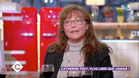 VIDEO Catherine Frot se confie sur sa longue période creuse vécue après son César