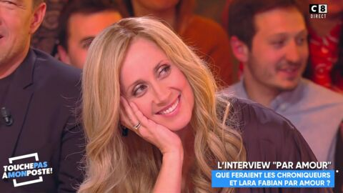 VIDEO Lara Fabian fond d'amour devant l'adorable message de son mari Gabriel