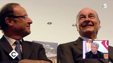 VIDEO Chirac a-t-il vraiment voté François Hollande contre Nicolas Sarkozy? Jean-Louis Debré donne enfin la réponse