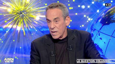 VIDEO Thierry Ardisson bientôt grand-père pour la première fois: l'étonnant conseil du pédopsychiatre Marcel Rufo