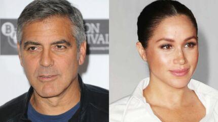 Meghan Markle raillée et critiquée: elle peut compter sur le soutien inconditionnel de George Clooney