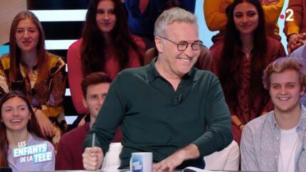 VIDEO Laurent Ruquier: sa réponse osée qui a provoqué un énorme fou rire dans Les enfants de la télé