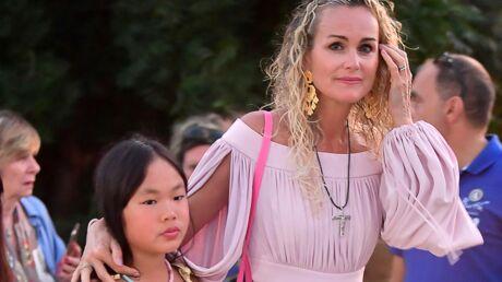 PHOTO Laeticia Hallyday fête ses 44 ans: sa fille Joy lui fait la plus belle des déclarations