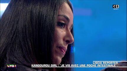 VIDEO Monia Kashmire (LTD): en larmes, elle révèle être atteinte d'une grave maladie