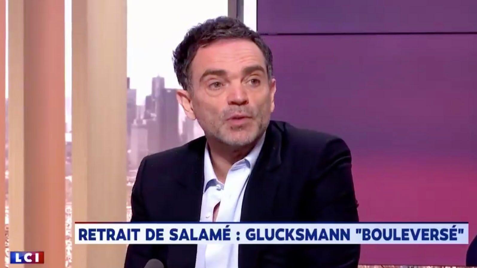 Lea salame et raphael glucksmann rencontre