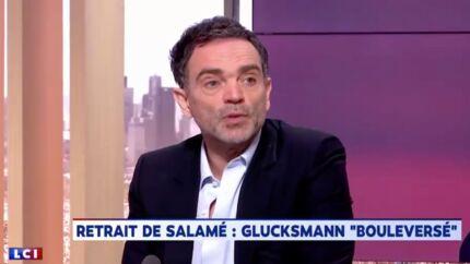 Retrait de Léa Salamé: Yann Moix dézingue la journaliste et son compagnon Raphaël Glucksmann