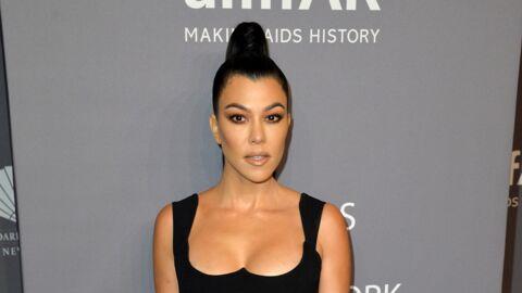 PHOTO Kourtney Kardashian nue dans sa baignoire, elle se fait reprendre par les internautes