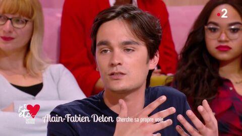 Alain-Fabien Delon: ce dont il avait peur en sortant son livre choc