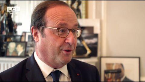 VIDEO François Hollande: cette phrase violente de Jacques Chirac qu'il n'a pas oubliée