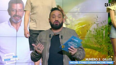 VIDEO Cyril Hanouna règle ses comptes avec Michel Cymes: «On continuera à parler de toi»