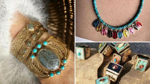 bb45801783e94e 3 marques de bijoux qui utilisent les pierres - Voici