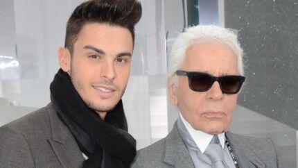 Baptiste Giabiconi: son nouvel hommage touchant à Karl Lagerfeld