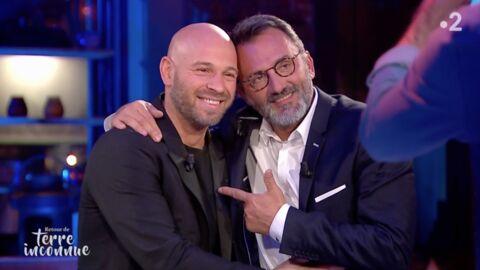 VIDEO Rendez-vous en terre inconnue: Franck Gastambide enfin réconcilié avec Frédéric Lopez