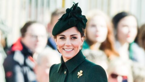 L'obsession mode de Kate Middleton : le vert sapin