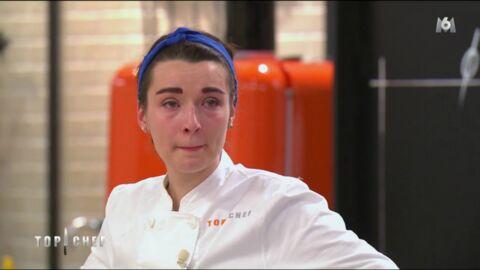 Top Chef 10: Camille se fait lyncher pas les téléspectateurs après avoir été sauvée face à Samuel