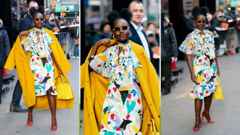 On veut le look vitaminé de Lupita Nyong'o