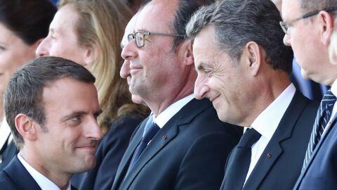 Emmanuel Macron: cette discussion avec Nicolas Sarkozy qui l'a éloigné de François Hollande