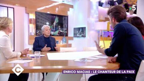 VIDEO C à vous: Enrico Macias «prêt à prendre tous les risques» pour retourner en Algérie