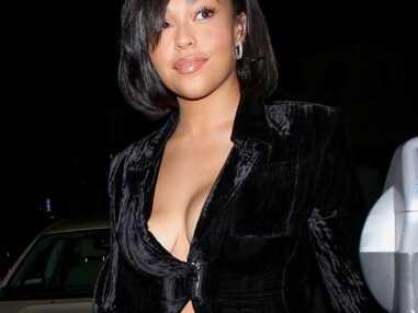 Jordyn Woods sexy à Los Angeles, l'ex-meilleure amie de Kylie Jenner reprend du poil de la bête !