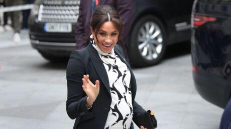 Meghan Markle: l'énorme somme que la duchesse a dépensée pour la chambre de son futur bébé
