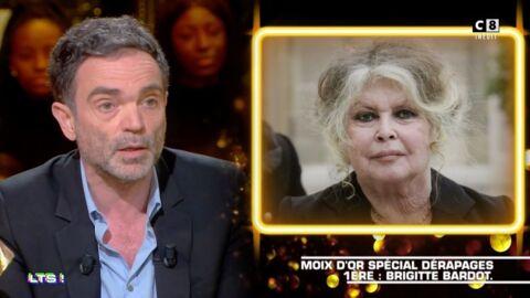 VIDEO Yann Moix détruit Brigitte Bardot dans Les Terriens du samedi