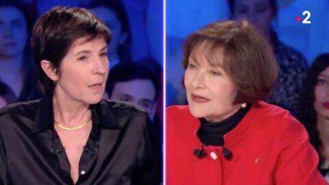 ONPC Macha Méril s'énerve contre Christine Angot au sujet de Michel Legrand