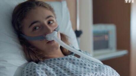 Mona Berard (Les bracelets rouges): Louise va-t-elle vraiment mourir? Elle en dit un peu trop par erreur…