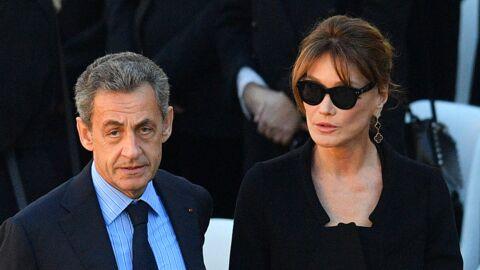 Carla Bruni et Nicolas Sarkozy: cette scène qui a mis mal à l'aise tout le monde