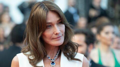 «Je ne suis pas mauvaise, je suis insipide!»: le constat acéré de Carla Bruni sur ses talents d'actrice