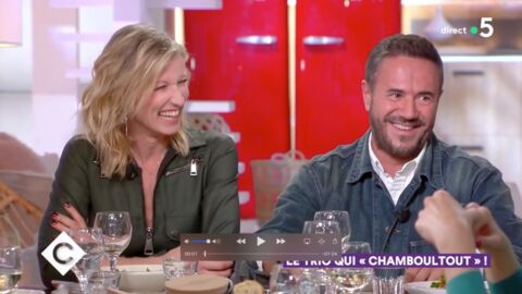 VIDEO Alcool à gogo, vol de voiture… Alexandra Lamy et Michaël Youn ingérables sur le tournage de Chamboultout