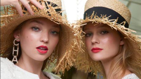 Les 5 tendances maquillage printemps-été